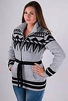 Женский свитер 48-58 104