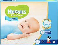 Huggies Ultra Comfort для мальчиков 3 ( 5-9кг) 94шт. Россия