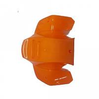Задняя часть пластикового корпуса детского квадроцикла HB-6 EATV 500\800C