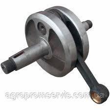 Колен-вал двигателя  ПД-10, П-350