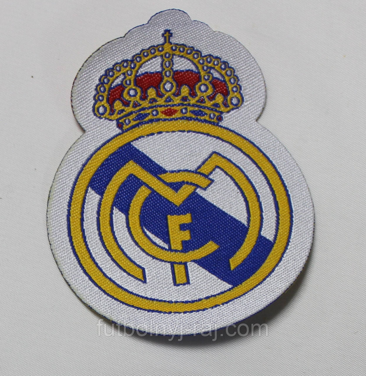 Термонаклейка на одяг FC Real