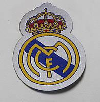 Термонаклейка на одежду FC Real