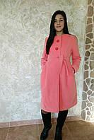 Кашемировое пальто для беременных