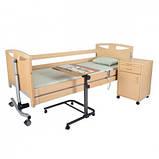 Медицинская функциональная  кровать с электроприводом OSD-9510 с усиленным ложем, фото 3