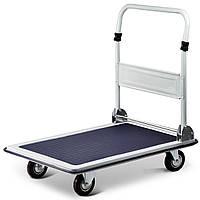 Транспортировочная платформенная тележка 150 кг