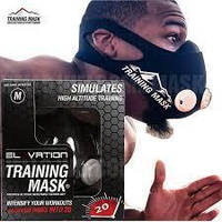 100 % ОРИГИНАЛ Маска для тренировки дыхания ELEVATION TRAINING MASK 2.0