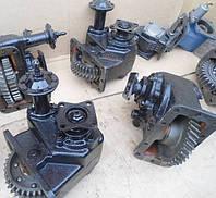 Коробка отбора мощности КОМ ЗИЛ под кардан механическое включение