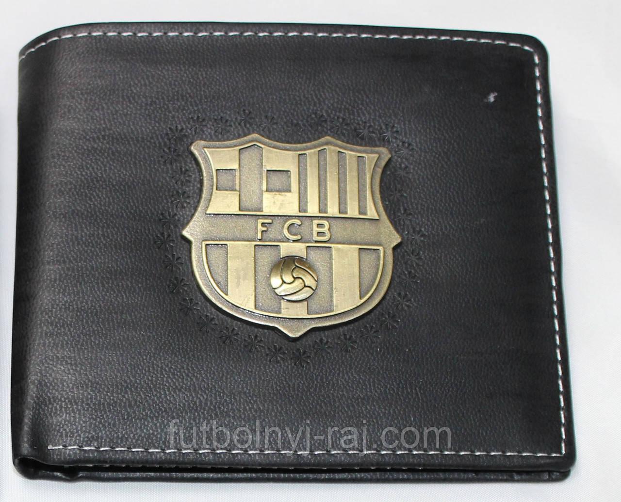 Портмоне с символикой  FC Barcelona