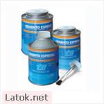 Специальный цемент 250 мл для ремонта камер и шин банка TG-C HD 250 CP 0021 Tirso Gomez Srl