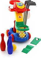 Набор игровой для площадок в пакете Polesie 54531