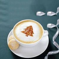 Трафареты для кофе 16 шт