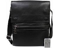 951948a0bc18 Стильная мужская кожаная сумка для повседневного использования с плечевым  ремнем av-99black в категории сумки