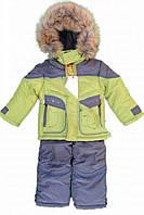Зимний костюм для мальчика 1016