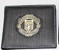 Портмоне с символикой  FC Manchester