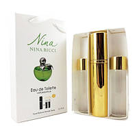 Набор с феромонами Nina Ricci Nina Plain Green Apple (3×15 ml)