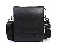 89dfce60bda0 Повседневная кожаная мужская сумка на плечевом ремне и на магните 813-1-opt  в