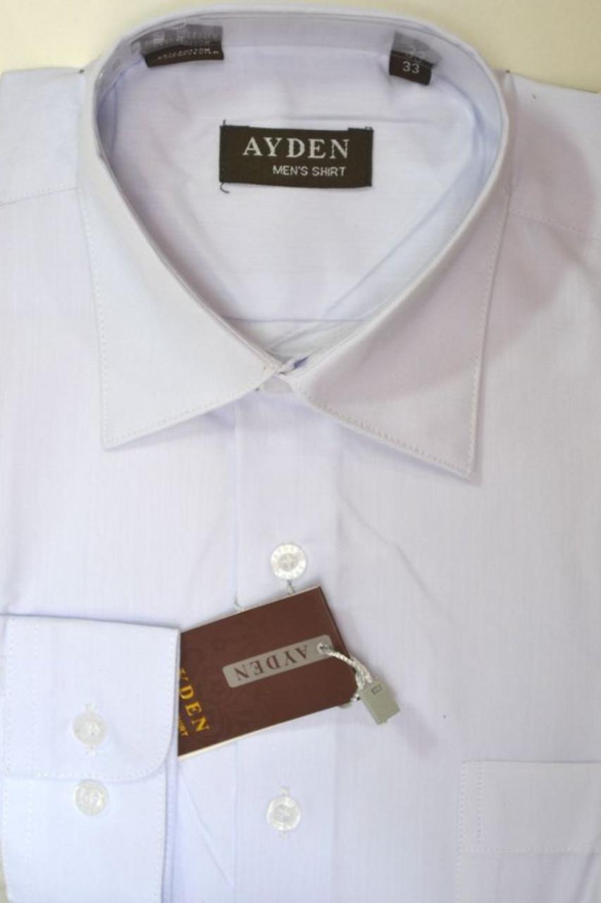 Рубашка из полированного коттона - Интернет-магазин Вуаля в Хмельницком