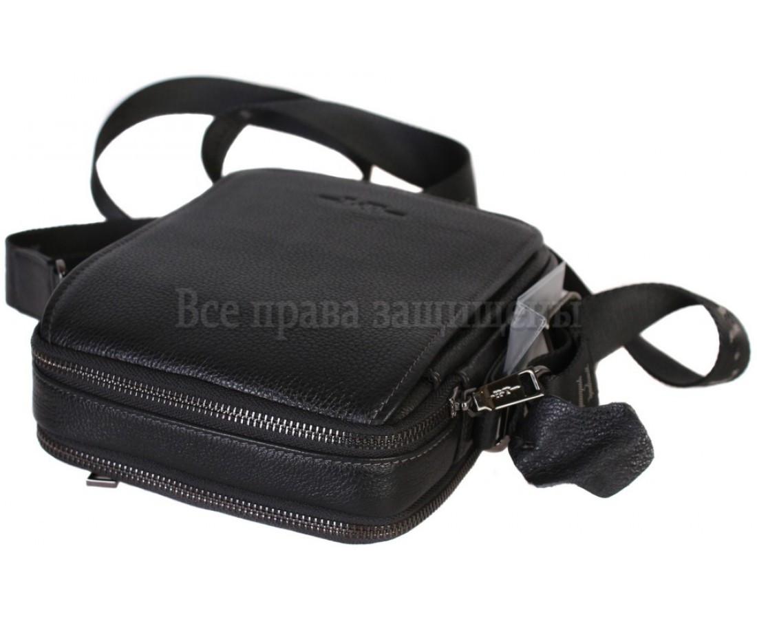c6b855d20caf Мужская кожаная сумка черного цвета HT-407-29-opt в категории сумки оптом  Киев, цена 2 073,50 грн., купить в Киеве — Prom.ua (ID#591630309)