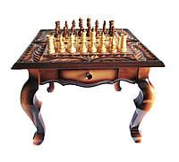 Купить стол шахматный . Доставка из Харьковской области, фото 1