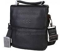 af06d4f0e573 Элитная сумка через плечо из натуральной кожи черного цвета HT-2811-1A-opt