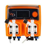 Система дозирующих насосов Emec Cl+Ph 10 л/ч c автом. регул. (WDPHCL0310)