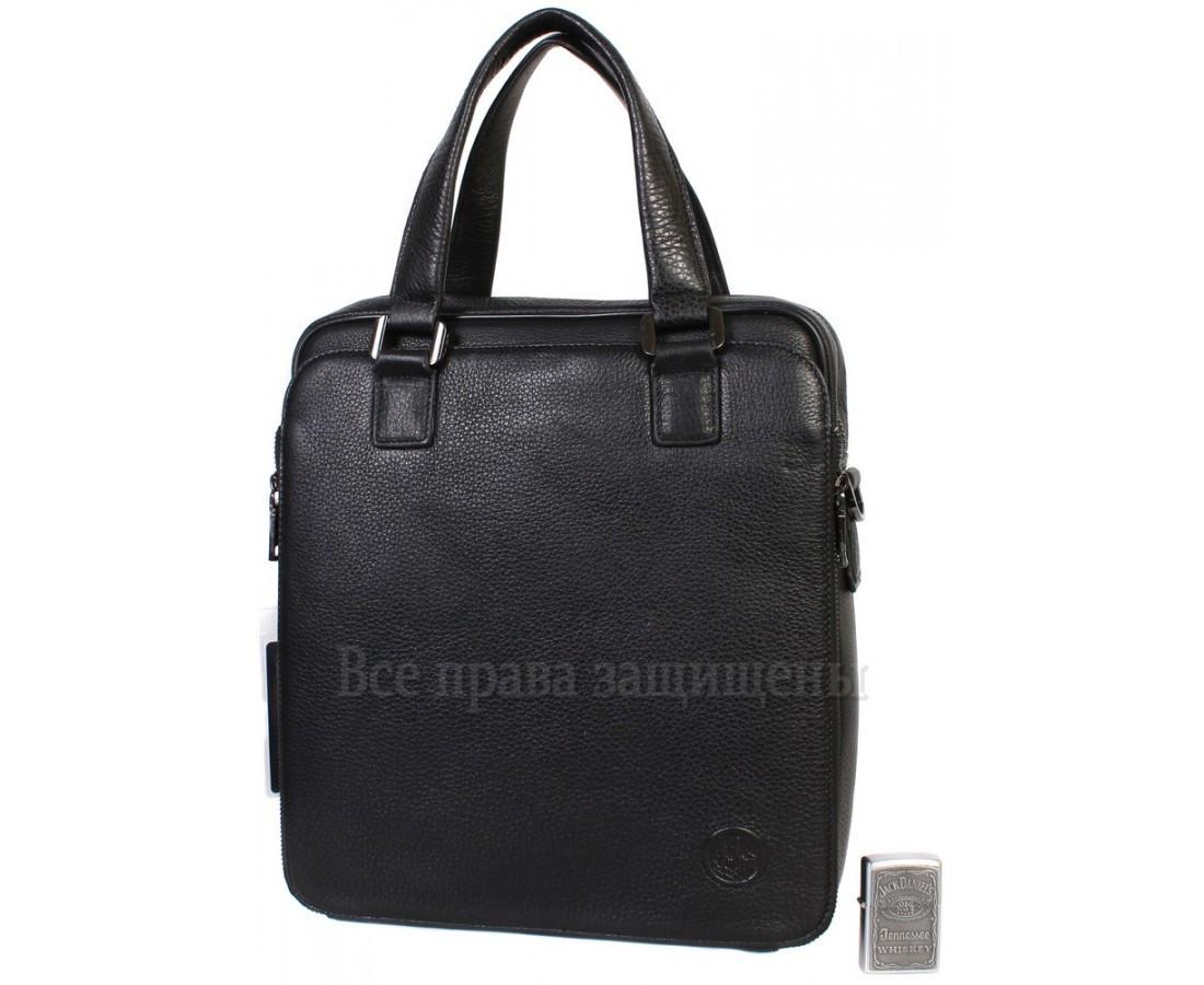 219e7398a383 Модная наплечная сумка из натуральной кожи с ручкой для современных мужчин  HT-5252-2