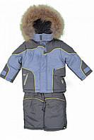 Зимний комбинезон для мальчика 1031