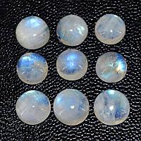 Лунный камень 2,50 карат круглой формы от студии LadyStyle.Biz, фото 1