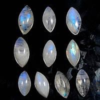 Лунный камень 4,30 карат  формы маркиз от студии LadyStyle.Biz, фото 1