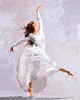 Картины по номерам 40×50 см. Летящей походкой Художник Ричард Макнейл