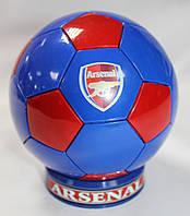 Сувенирный настольный футбольный мяч с символикой FC Arsenal