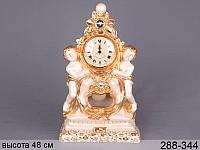 Часы Настольные La Vesuvia Berger Srl Ангелы 48 См 288-344
