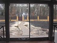 ПВХ шторы на коттедж