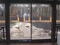 ПВХ шторы на коттедж, фото 1