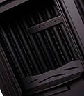 Отопительная печь-камин длительного горения Masterflamme Grande II (черный), фото 9