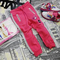 Штаны розовые для девочки HD0035-98p