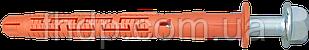 Анкер FCA-H 10x120 фланц нейлон 6гр