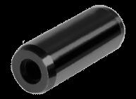Штифт DIN7979 10х40 цилиндр бп внутр.резьб