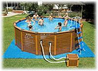 Каркасный бассейн Intex-интекс  54462, 508 х 124 см + насос-фильтр, лестница, тент,
