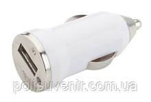 USB автомобільний зарядний пристрій Хікал