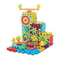 Развивающий 3D конструктор игрушка Funny Bricks