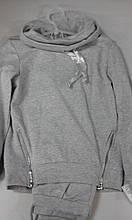 Костюм спорт дівч. Моналіза КС-08, 122 сірий
