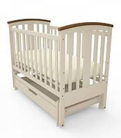 Детские деревянные кроватки Woodman на шарнирах MIA