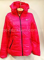 Куртки женские демисезонные купить оптом 7 км (44-52 норма)