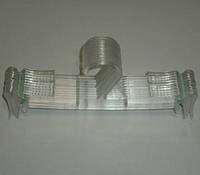 Плечики вешалки пластмассовые для нижнего белья Marc-Th WBO-1PS прозрачные, 25 см