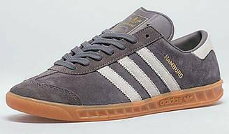 Кроссовки Adidas Originals Hamburg Grey