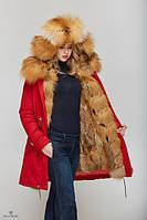Зимняя верхняя одежда женская