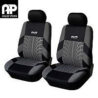 Автомобильные чехлы Road Master на передние сидения 2 шт., универсальные