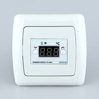 Регулятор температуры РТ-16/Р1 16А в корпусе для скрытой проводки.