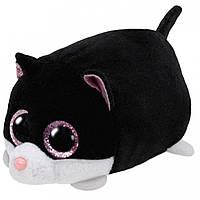 Мягкая игрушка Кошка Cara, Teeny Ty's, TY